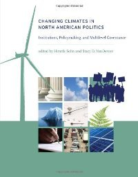 Changing Climates in North American Politics: Institutions, Policymaking, and Multilevel Governance free download