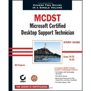 MCDST: Microsoft Certified Desktop Support Technician Study Guide: Exams 70-271 and 70-272 free download
