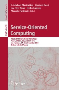 Service-Oriented Computing free download