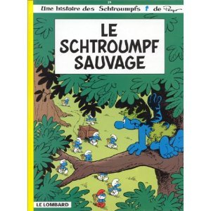 Le Schtroumpf sauvage free download