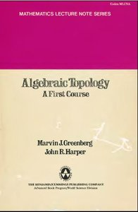 Algebraic Topology: A First Course free download