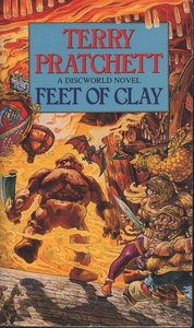 Terry Pratchett - Feet of Clay free download