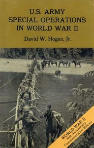 U.S. Army Special Operations in World War II free download