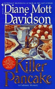 Killer Pancake (Goldy Culinary Mysteries, Book 5) - Diane Mott Davidson free download