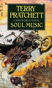 Terry Pratchett - Soul Music free download