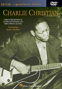 Guitar Signature Licks - Charlie Christian free download