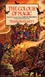 Terry Pratchett - The Color of Magic: A Discworld Novel free download