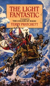 Terry Pratchett - The Light Fantastic: A Discworld Novel free download