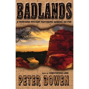 Bowen, Peter - Gabriel Du Pre 10 - Badlands free download