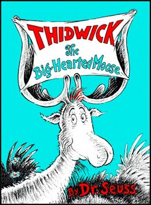 Thidwick the Big-Hearted Moose free download