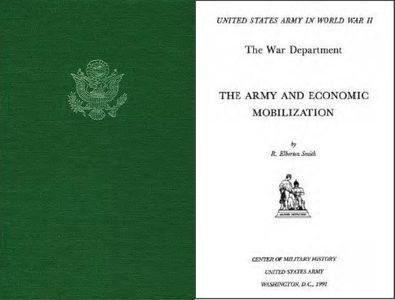 The Army and Economic Mobilization free download