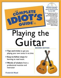 The Complete Idiot's Guide to Playing Guitar free download