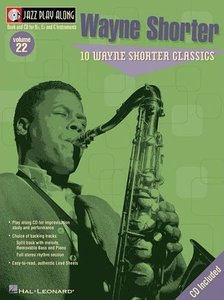 Jazz Play Along Vol. 22 - Wayne Shorter free download