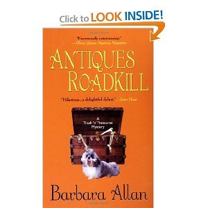 Antiques Roadkill (Trash 'n' Treasures Mysteries, No. 1) - Barbara Allan free download