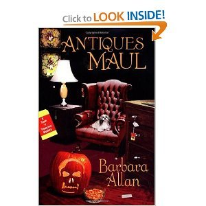 Antiques Maul (Trash 'n' Treasures Mysteries, No. 2) - Barbara Allan free download