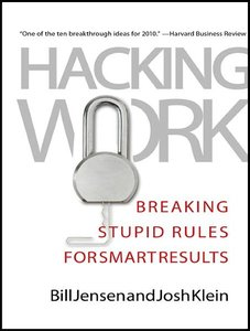 Hacking Work: Breaking Stupid Rules for Smart Results [Audiobook] free download