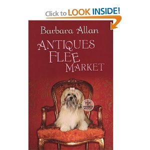 Antiques Flee Market (Trash 'n' Treasures Mysteries, No. 3) - Barbara Allan free download