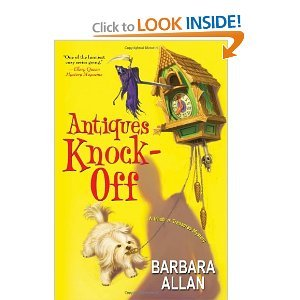 Antiques Knock-Off (Trash 'n' Treasures Mysteries, No. 5) - Barbara Allan free download