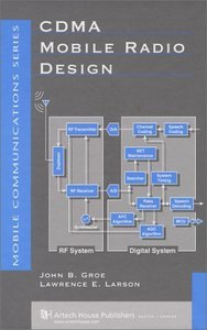 CDMA Mobile Radio Design 2000 PDF eBook