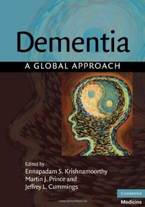 Dementia: A Global Approach free download