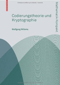 Codierungstheorie und Kryptographie free download
