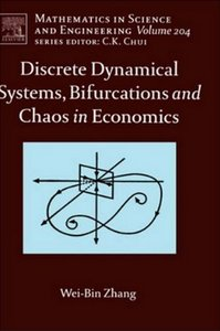 Discrete Dynamical Systems, Bifurcations and Chaos in Economics free download