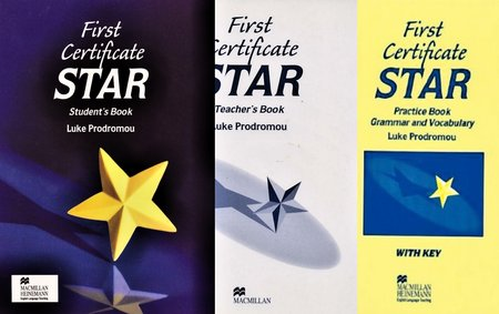 First Certificate Star: Student's book, Teacher's Book, Practice Book and Audio Cassette free download