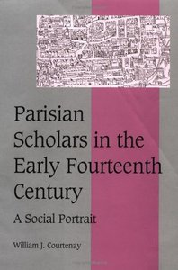 Parisian Scholars in the Early Fourteenth Century: A Social Portrait free download