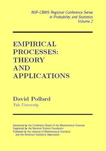 Empirical Processes: Theory and Applications by David Pollard free download