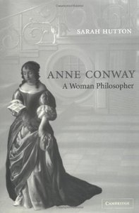 Anne Conway: A Woman Philosopher free download