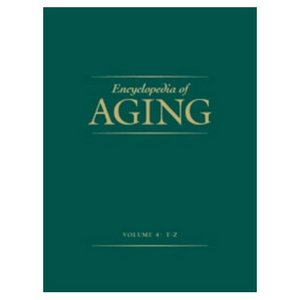 Encyclopedia of Aging (4 Volume Set) free download