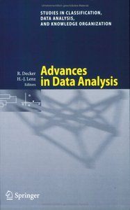 Advances in Data Analysis free download