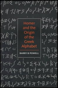 Homer and the Origin of the Greek Alphabet free download