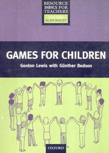Games for Children (Resource Books for Teachers) free download