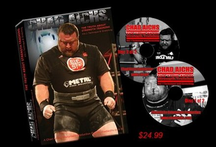 Chad Aichs - Truth about strength training free download