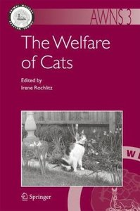 The Welfare of Cats (Animal Welfare) free download