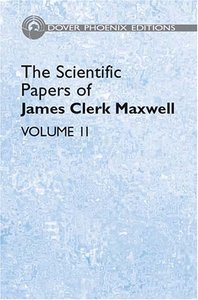 The Scientific Papers of James Clerk Maxwell, Vol. 2 free download