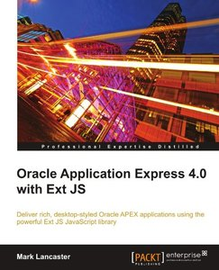 Oracle Application Express 4.0 with Ext JS free download