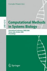 Computational Methods in Systems Biology: International free download