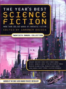 Year's Best Science Fiction: Twentieth Annual Collection free download