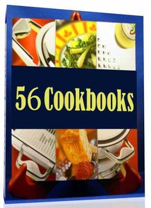 56 Cooking e-Books free download