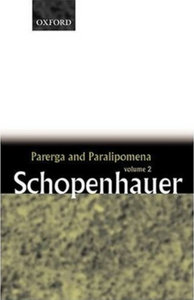 Arthur Schopenhauer, E. F. J. Payne - Parerga and paralipomena: Short philosophical essays (vol. 2) free download