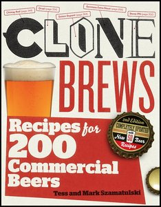 Clone Brews: Recipes for 200 Brand-Name Beers [2nd Edition] free download