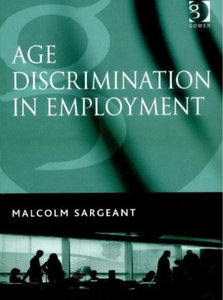 Malcolm Sargeant - Age Discrimination in Employment free download