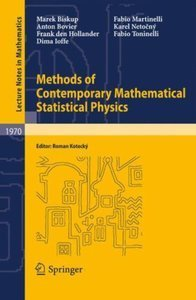 Methods of Contemporary Mathematical Statistical Physics free download