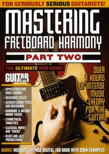Guitar World - Mastering Fretboard Harmony [Part Two] (2010) free download