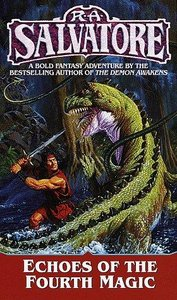R.A. Salvatore - Echoes of the Fourth Magic (Chronicles of Ynis Aielle) free download