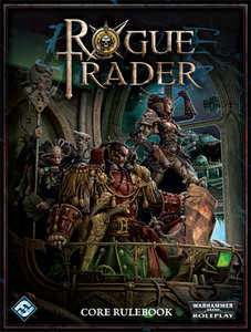 Rogue Trader Core Rulebook (Warhammer 40,000 Roleplay) free download