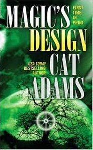 Cat Adams - Magic's Design free download