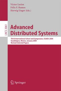 Advanced Distributed Systems free download